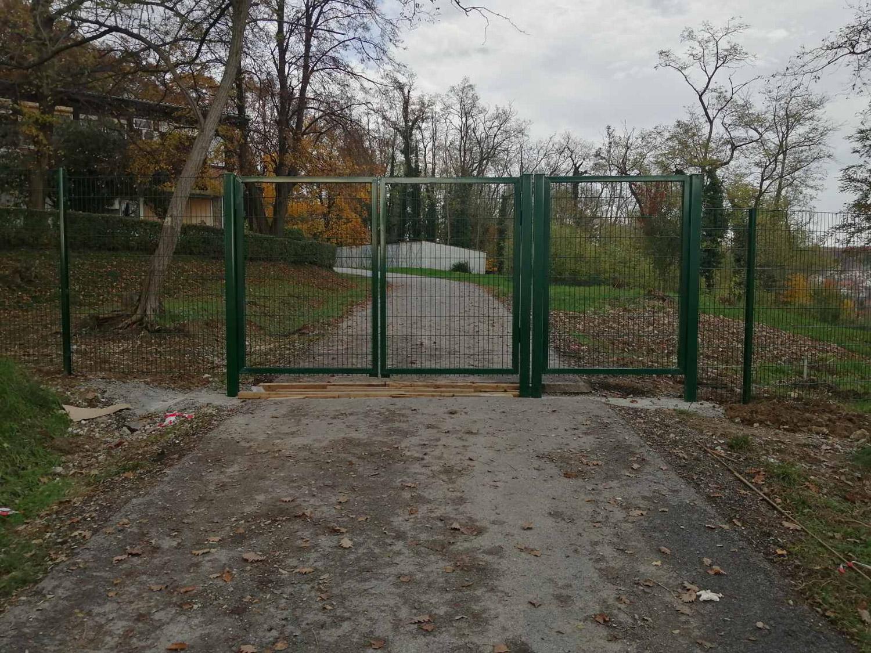 Panelna ograda Grad mladih