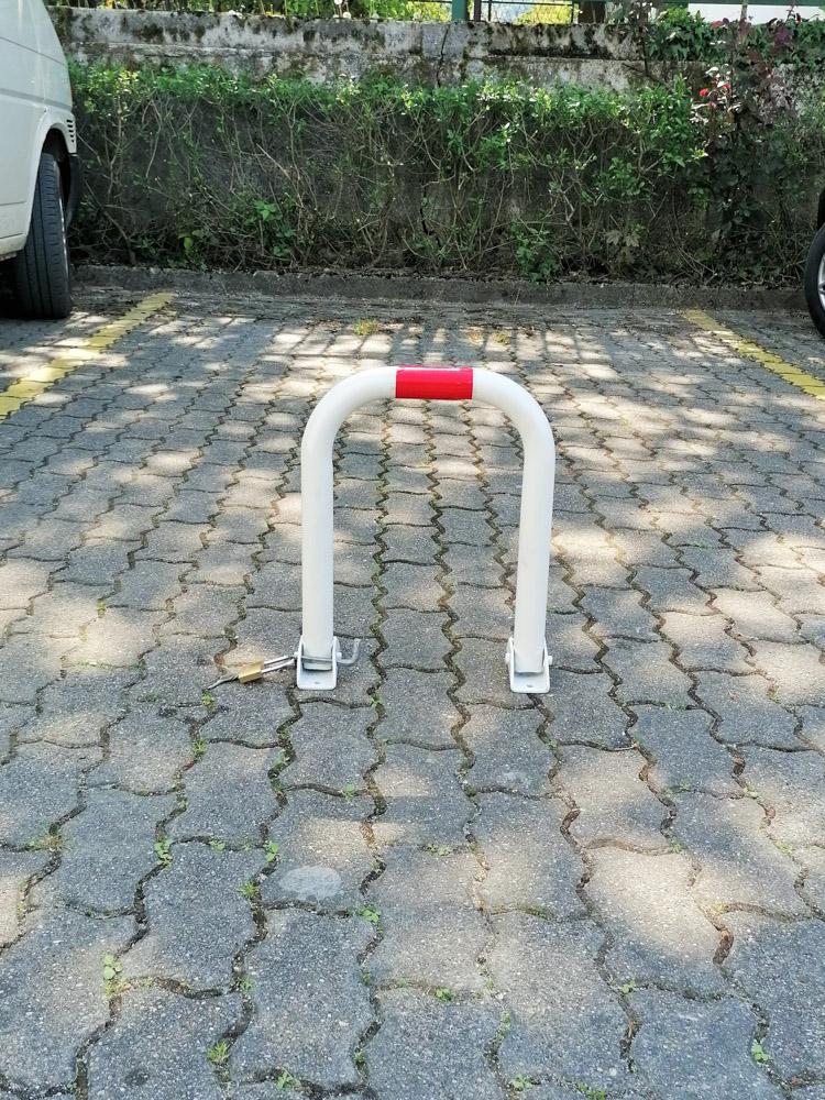 Preklopne zaštite - Auto parking