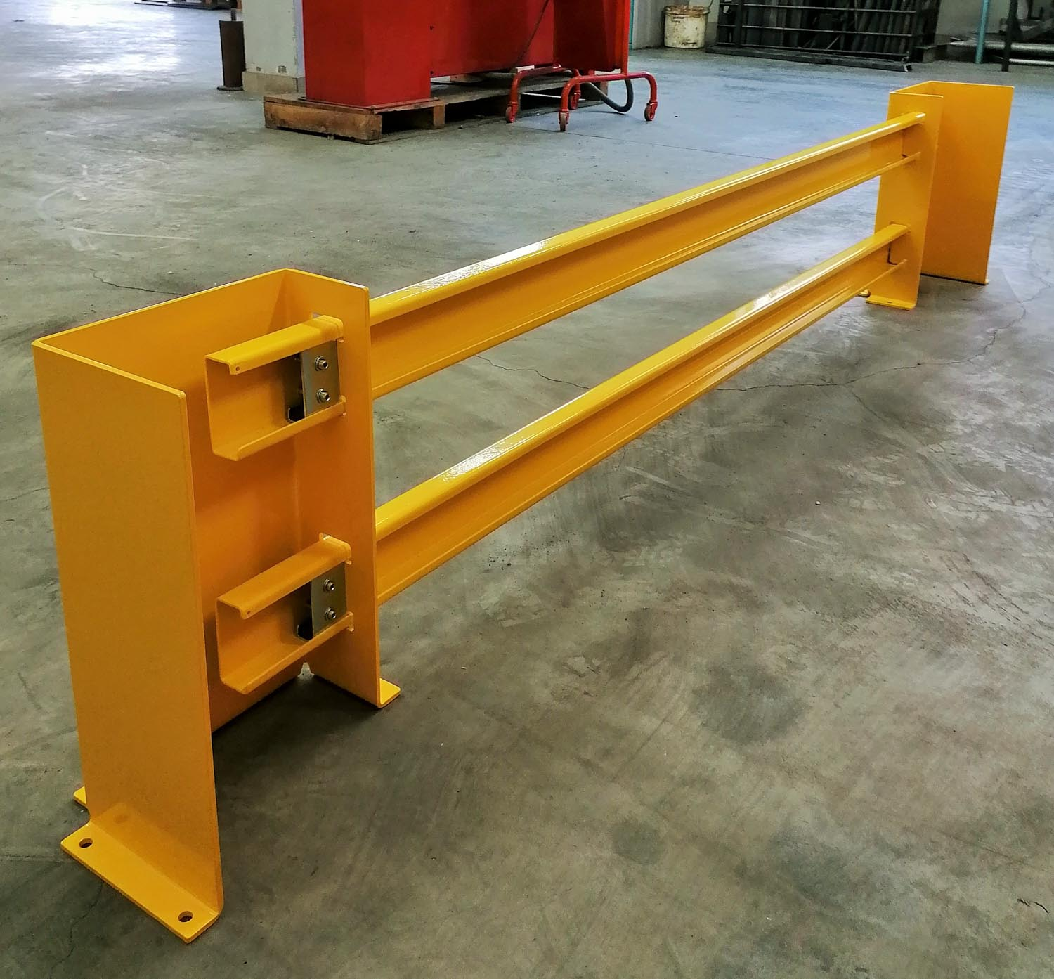 Parking systems - protection and racks