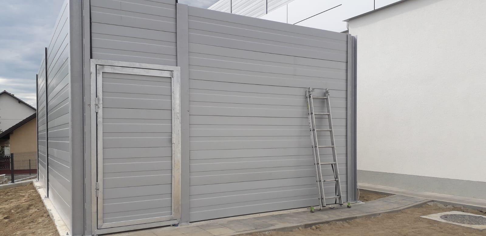 Paneli za zaštitu od buke za industrijske, trgovačke i ostale objekte